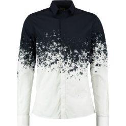 Koszule męskie na spinki: Noose & Monkey ROSENCRANTZ Koszula white