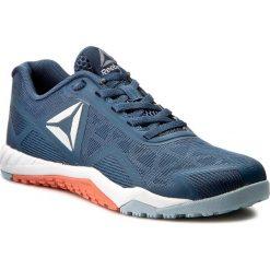 Buty Reebok - Ros Workout Tr 2.0 BD5128 Blue/Grey/Pink/Silver. Niebieskie buty do fitnessu damskie Reebok, z materiału. W wyprzedaży za 229,00 zł.