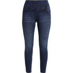 Patrizia Pepe Jeans Skinny Fit blue denim. Niebieskie boyfriendy damskie Patrizia Pepe, z bawełny. Za 789,00 zł.