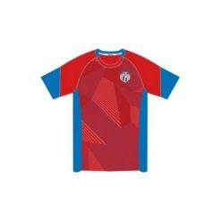 T-shirty chłopięce: Huari Koszulka juniorska Kempes Junior T-shirt Fiery Red/ French Blue r.  152