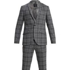 Shelby & Sons OBAN SUIT SLIM FIT Garnitur grey. Szare garnitury Shelby & Sons, z materiału. Za 839,00 zł.