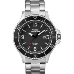 Zegarek Timex Męski TW4B10900 Expedition Ranger WR 50M srebrny. Szare zegarki męskie Timex, srebrne. Za 348,99 zł.