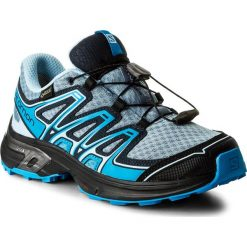 Buty sportowe damskie: Buty SALOMON – Wings Flyte 2 Gtx GORE-TEX 390688 21 W0 Windy Blue/Black/Blue Dream