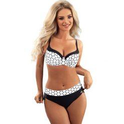 : Bikini w kolorze czarno-białym
