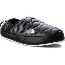 Kapcie męskie: Kapcie THE NORTH FACE – Thermoball Traction Mule IV T933IEYXE Shiny Urban Navy/The White