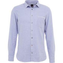 BOSS CASUAL MAGNETON SLIM FIT Koszula open blue. Niebieskie koszule męskie na spinki BOSS Casual, l, z bawełny. Za 379,00 zł.