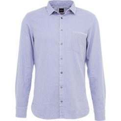 BOSS CASUAL MAGNETON SLIM FIT Koszula open blue. Niebieskie koszule męskie slim BOSS Casual, l, z bawełny. Za 379,00 zł.