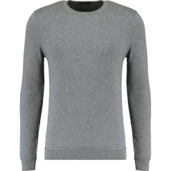 Swetry klasyczne męskie: Sisley Sweter mottled grey