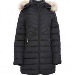 Czarna Kurtka Flavory. Brązowe kurtki damskie pikowane marki QUECHUA, na zimę, m, z materiału. Za 189,99 zł.