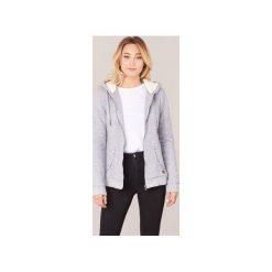 Bluzy Roxy  TRIPPINSHERPA. Białe bluzy damskie marki Roxy, l, z nadrukiem, z materiału. Za 279,20 zł.