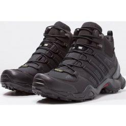 Buty trekkingowe męskie: adidas Performance TERREX SWIFT R GTX Buty trekkingowe core black/dark grey