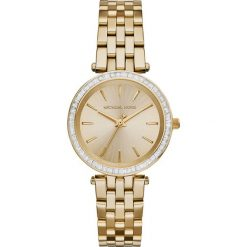 Zegarek MICHAEL KORS - Mini Darci MK3365 Silver Steel/Gold. Żółte zegarki damskie Michael Kors. W wyprzedaży za 899,00 zł.
