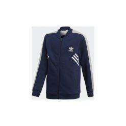 Bluzy dresowe Dziecko adidas  Bluza dresowa Fleece SST. Białe bluzy chłopięce marki bonprix, z materiału. Za 114,50 zł.