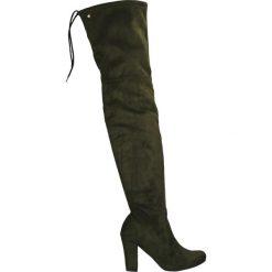 Buty zimowe damskie: Kozaki - 941 SINT VERD
