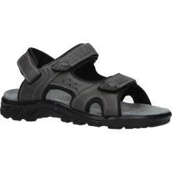 Szare sandały na rzepy Casu D18627D/J. Szare sandały męskie marki Casu, na rzepy. Za 79,99 zł.