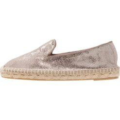 Tomsy damskie: Seven Boot Lane JUICE  Espadryle silver metallic