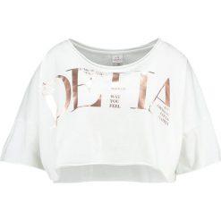 Topy sportowe damskie: Deha Tshirt z nadrukiem weiß