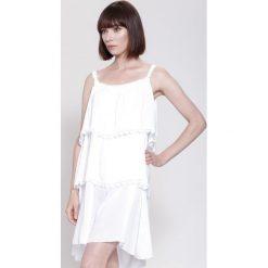 Sukienki: Biała Sukienka Be Loved