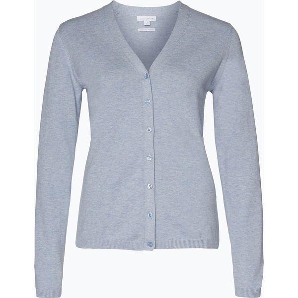 f2ef0129b9ecb9 Niebieskie swetry rozpinane damskie - Promocja. Nawet -80%! - Kolekcja lato  2019 - myBaze.com