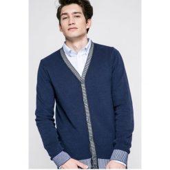 Trussardi Jeans - Sweter. Szare kardigany męskie marki Trussardi Jeans, l, z bawełny. W wyprzedaży za 299,90 zł.