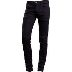 Rag & bone Jeansy Slim Fit black. Szare rurki męskie rag & bone, z bawełny. Za 859,00 zł.