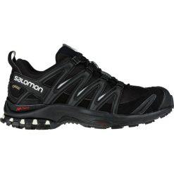 Buty trekkingowe damskie: Salomon Buty damskie XA Pro 3D GTX Black/Black/Mineral Grey r. 39 1/3 (393329)