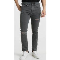 Edwin ED90 Jeans Skinny Fit bristol repair wash. Szare rurki męskie Edwin. Za 459,00 zł.