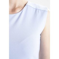 Sukienki hiszpanki: Kaffe INDIA O NECK Sukienka etui blue dawn