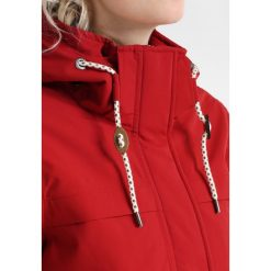 Icepeak THIRA Kurtka Outdoor carmine. Czerwone kurtki sportowe damskie Icepeak, z materiału, outdoorowe. W wyprzedaży za 471,75 zł.