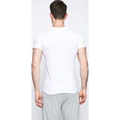 Henderson - T-shirt piżamowy. Szare t-shirty męskie Henderson, l, z bawełny, z okrągłym kołnierzem. W wyprzedaży za 19,90 zł.