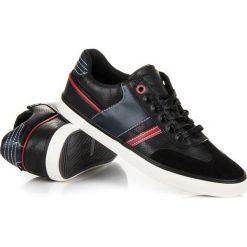 Czarne buty męskie ANNALISE. Czarne buty skate męskie L&H. Za 79,00 zł.