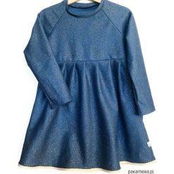 Sukienki dziewczęce: Sukienka brokatowa