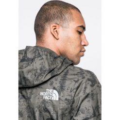 The North Face - Kurtka. Szare kurtki męskie przejściowe marki The North Face, l, z materiału, z kapturem. W wyprzedaży za 429,90 zł.