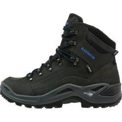 Buty trekkingowe męskie: Lowa RENEGADE GTX MID Buty trekkingowe anthrazit/blau