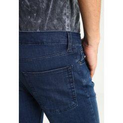 Topman Jeans Skinny Fit blue. Niebieskie jeansy męskie marki Topman. W wyprzedaży za 175,20 zł.