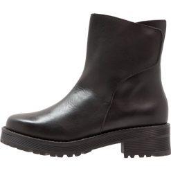 Botki damskie lity: Shoe The Bear ELLEN Botki na platformie black