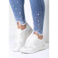 Białe Buty Sportowe Day For Freedom. Brązowe buty sportowe damskie marki vices. Za 69,99 zł.