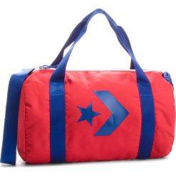 Torba CONVERSE - 10007636-A02  Czerwony. Czerwone torebki klasyczne damskie Converse, z materiału. W wyprzedaży za 129,00 zł.
