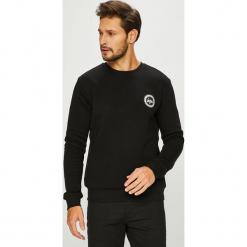 Hype - Bluza. Czarne bluzy męskie rozpinane Hype, l, z bawełny, bez kaptura. Za 149,90 zł.