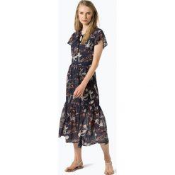Part Two - Sukienka damska – Landea, niebieski. Czerwone sukienki z falbanami marki Mohito, l, z materiału, z falbankami. Za 699,95 zł.