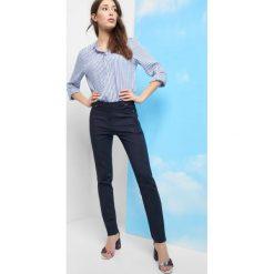 ee2ebd22663b5 Długie spodnie w kant. Zielone spodnie damskie Orsay, s, z elastanu. W