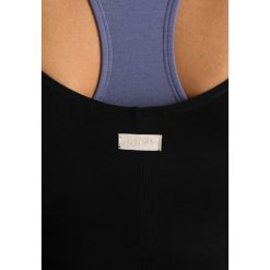Bluzki asymetryczne: Dimensione Danza BODY STRETCH Bluzka z długim rękawem black