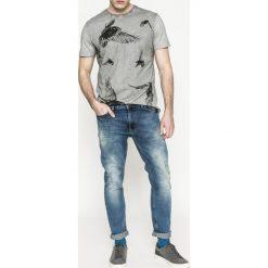 Medicine - Jeansy Utility. Niebieskie jeansy męskie relaxed fit marki MEDICINE, z bawełny. W wyprzedaży za 79,90 zł.