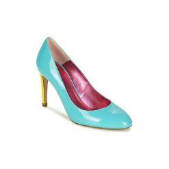 Czółenka Mellow Yellow  BEYOU. Niebieskie buty ślubne damskie Mellow Yellow. Za 433,30 zł.