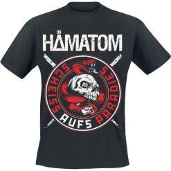 Hämatom Scheiss aufs Paradies T-Shirt czarny. Czarne t-shirty męskie Hämatom, s. Za 54,90 zł.