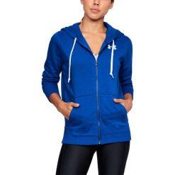 Bluzy rozpinane damskie: Under Armour Bluza damska Favorite Fleece FZ granatowa r. XS (1298415-984)