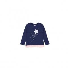 Bluzka dziewczęca. Niebieskie bluzki dziewczęce bawełniane TXM. Za 14,99 zł.