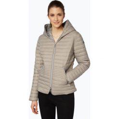 Bomberki damskie: Marie Lund - Damska kurtka pikowana, beżowy