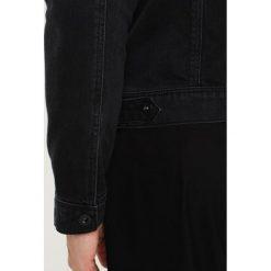 Kurtki męskie bomber: Burton Menswear London HARRY  Kurtka jeansowa black