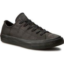 Trampki męskie: Tenisówki CONVERSE – Ctas II Ox 155765C Black/Black/Gum